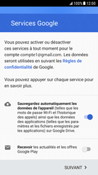 Samsung G920F Galaxy S6 - Android Nougat - Applications - Créer un compte - Étape 17