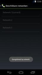 Acer Liquid Jade - Netwerk - Gebruik in het buitenland - Stap 11