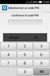 Alcatel OT-4015X Pop C1 - Sécuriser votre mobile - Activer le code de verrouillage - Étape 10