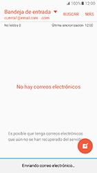 Samsung Galaxy J5 (2016) - E-mail - Escribir y enviar un correo electrónico - Paso 19