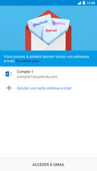Nokia 8 (SingleSim) - E-mail - 032c. Email wizard - Outlook - Étape 12
