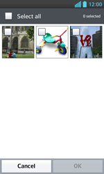 LG E460 Optimus L5 II - Mms - Sending a picture message - Step 14