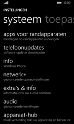 Microsoft Lumia 435 - Toestel - Software update - Stap 5