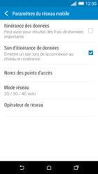 HTC One (M8) - Internet et connexion - Activer la 4G - Étape 7