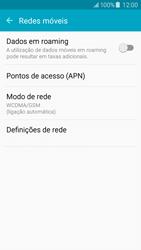 Samsung Galaxy J5 - Internet no telemóvel - Como ativar 4G -  5