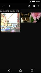 Sony Xperia M4 Aqua - Photos, vidéos, musique - Envoyer une photo via Bluetooth - Étape 8