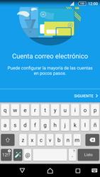 Sony Xperia Z5 Compact - E-mail - Configurar correo electrónico - Paso 7