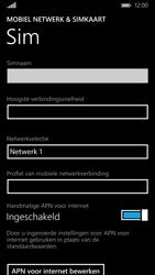 Nokia Lumia 830 - Netwerk - gebruik in het buitenland - Stap 12