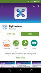 HTC Desire 626 - Applications - MyProximus - Step 9