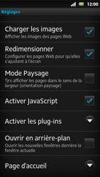 Sony MT27i Xperia Sola - Internet - Configuration manuelle - Étape 19