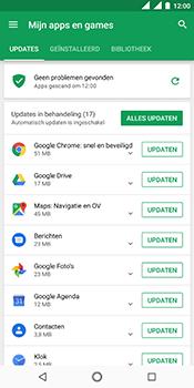 Nokia 5.1 - Apps - apps updaten - Stap 6