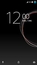 Sony Xperia XA1 - Primeros pasos - Activar el equipo - Paso 4