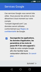 Huawei P8 Lite - E-mail - 032a. Email wizard - Gmail - Étape 14