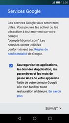Huawei P8 Lite - E-mails - Ajouter ou modifier votre compte Gmail - Étape 14