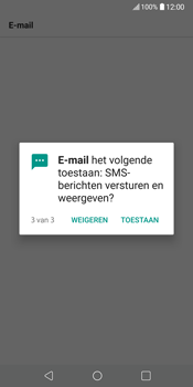 LG V30 (LG-H930) - E-mail - 032c. Email wizard - Outlook - Stap 16