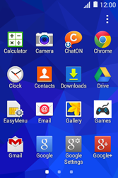 Samsung Galaxy Young 2 - Email - Sending an email message - Step 3