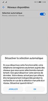 Huawei P20 Lite - Réseau - Utilisation à l