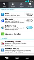 LG G2 - Bluetooth - Conectar dispositivos a través de Bluetooth - Paso 4