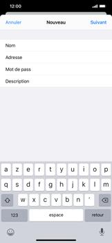 Apple iPhone XR - iOS 13 - E-mail - Configuration manuelle - Étape 9