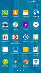 Samsung G850F Galaxy Alpha - E-mail - Configurar correo electrónico - Paso 3