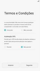 Huawei P8 Lite - Primeiros passos - Como ligar o telemóvel pela primeira vez -  8