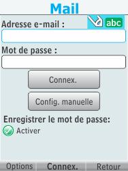 Nokia 301-1 - E-mail - Configuration manuelle - Étape 7