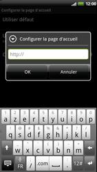 HTC Z710e Sensation - Internet - configuration manuelle - Étape 18