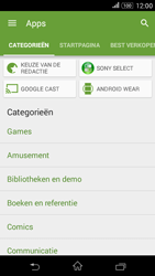 Sony Xperia E4g (E2003) - Applicaties - Downloaden - Stap 6