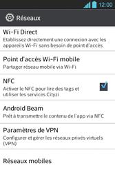LG E610 Optimus L5 - Internet - Utilisation à l