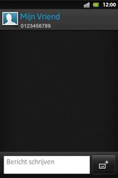 Sony ST27i Xperia Go - MMS - hoe te versturen - Stap 7