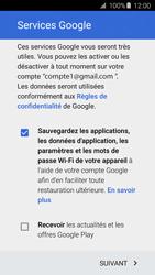 Samsung A510F Galaxy A5 (2016) - Applications - Créer un compte - Étape 17