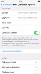 Apple iPhone 6 met iOS 9 (Model A1586) - Contacten en data - Contacten kopiëren van SIM naar toestel - Stap 4