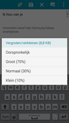 Samsung G900F Galaxy S5 - E-mail - Bericht met attachment versturen - Stap 16