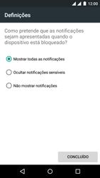 Wiko Rainbow Jam DS - Segurança - Como ativar o código de bloqueio do ecrã -  11