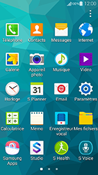 Samsung G800F Galaxy S5 Mini - SMS - Configuration manuelle - Étape 3