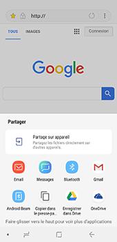 Samsung Galaxy J6 - Internet et connexion - Naviguer sur internet - Étape 21
