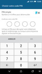 HTC One A9 - Sécuriser votre mobile - Activer le code de verrouillage - Étape 9