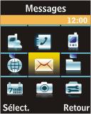 Samsung J700 - SMS - Configuration manuelle - Étape 3