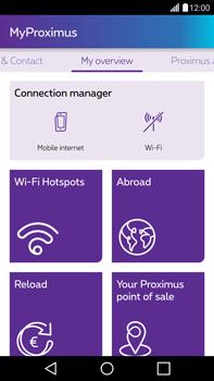 LG H815 G4 - Applications - MyProximus - Step 18