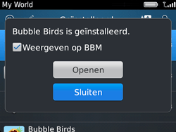 BlackBerry 9720 Bold - Applicaties - Applicaties downloaden - Stap 18