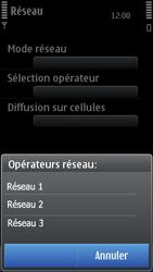 Nokia C6-01 - Réseau - Utilisation à l