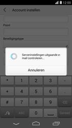Huawei Ascend P7 - E-mail - Account instellen (POP3 zonder SMTP-verificatie) - Stap 18