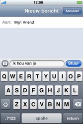 Apple iPhone 3G S - MMS - afbeeldingen verzenden - Stap 6