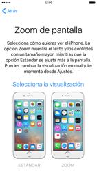 Apple iPhone 6s iOS 9 - Primeros pasos - Activar el equipo - Paso 25