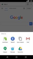 LG Nexus 5x - Android Nougat - Internet - Hoe te internetten - Stap 21