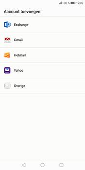 Huawei P Smart - E-mail - e-mail instellen (outlook) - Stap 5