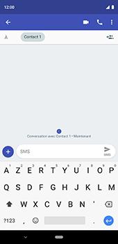 Google Pixel 3XL - MMS - Envoi d