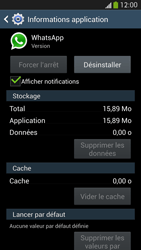 Samsung Galaxy S4 - Applications - Supprimer une application - Étape 7
