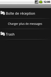 Samsung I7500 Galaxy - E-mail - envoyer un e-mail - Étape 3