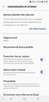 Samsung Galaxy J6 - Internet (APN) - Como configurar a internet do seu aparelho (APN Nextel) - Etapa 28